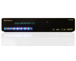 DREAMSKY DSR-8800 HD Twin Tuner